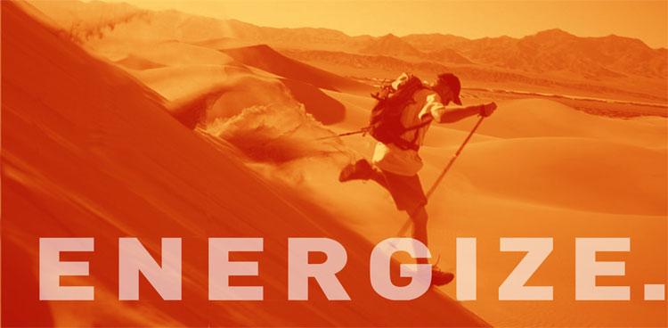 Voel de energie weer door je aderen stromen, je kunt meer dan je denkt.